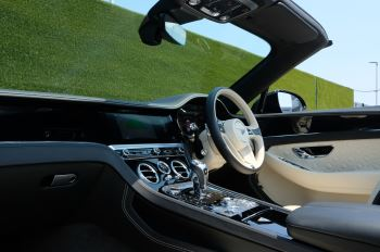 Bentley Continental GTC 6.0 W12 - Mulliner Driving Specification and Centenary Specification image 9 thumbnail