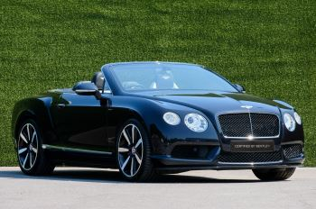 Bentley Continental GTC 4.0 V8 S - Mulliner Driving Specification image 1 thumbnail