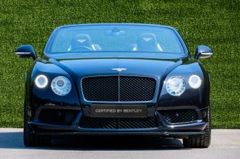 Bentley Continental GTC 4.0 V8 S - Mulliner Driving Specification image 2 thumbnail