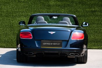 Bentley Continental GTC 4.0 V8 S - Mulliner Driving Specification image 4 thumbnail