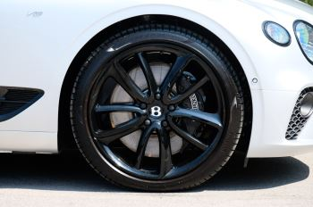 Bentley Continental GTC 4.0 V8 - Mulliner Driving Specification and Blackline Specification with 22 Inch Alloys image 9 thumbnail
