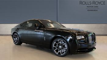 Rolls-Royce Black Badge Wraith Black Badge 2dr Auto - Starlight - Privacy 6592.0 Automatic Coupe