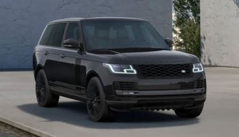 Land Rover Range Rover 3.0 P400 Westminster Black Special Edition
