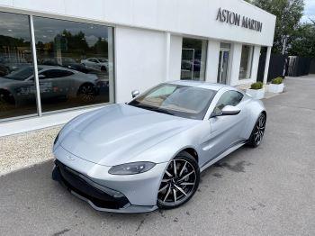 Aston Martin New Vantage 2dr ZF 8 Speed reversing camera . Heated & ventilated seats . Sports pplus seats .  image 9 thumbnail