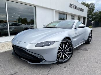 Aston Martin New Vantage 2dr ZF 8 Speed reversing camera . Heated & ventilated seats . Sports pplus seats .  image 3 thumbnail