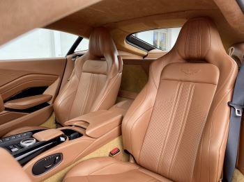 Aston Martin New Vantage 2dr ZF 8 Speed reversing camera . Heated & ventilated seats . Sports pplus seats .  image 21 thumbnail