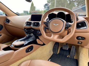 Aston Martin New Vantage 2dr ZF 8 Speed reversing camera . Heated & ventilated seats . Sports pplus seats .  image 25 thumbnail
