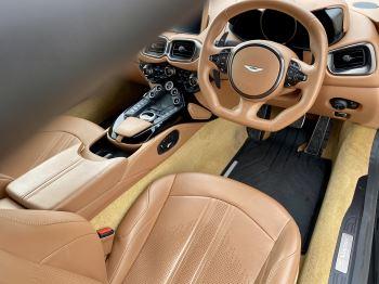 Aston Martin New Vantage 2dr ZF 8 Speed reversing camera . Heated & ventilated seats . Sports pplus seats .  image 16 thumbnail