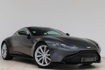 Aston Martin New Vantage 2dr ZF 8 Speed 3982.0 Automatic 3 door Coupe