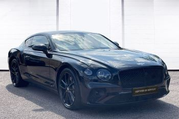 Bentley Continental GT 6.0 W12 - Mulliner Driving Specification with Black Painted Wheels Automatic 2 door Coupe