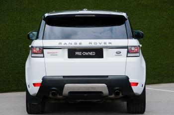 Land Rover Range Rover Sport 5.0 V8 S/C Autobiography Dynamic - 22 Inch Alloy Wheels - LED Signature Lights - 360 Camera image 7 thumbnail