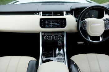 Land Rover Range Rover Sport 5.0 V8 S/C Autobiography Dynamic - 22 Inch Alloy Wheels - LED Signature Lights - 360 Camera image 19 thumbnail