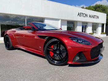 Aston Martin DBS V12 Superleggera Volante Touchtronic. B&O sound system. AML special paint. Sports plus seat . 5.2 Automatic 2 door Convertible