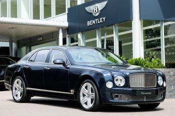 Bentley Mulsanne 6.8 V8 - 21 Inch Two Piece 5 Spoke Painted Alloy Wheels Automatic 4 door Saloon