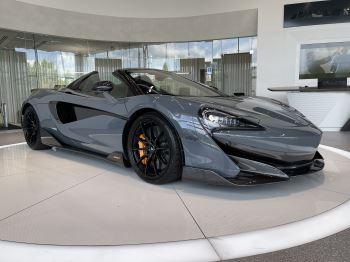 McLaren 600LT Spider V8 SSG 3.8 Automatic 2 door Convertible image