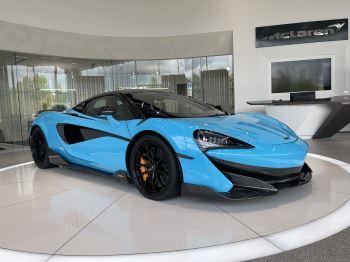 McLaren 600LT V8 2dr SSG 3.8 Semi-Automatic Coupe
