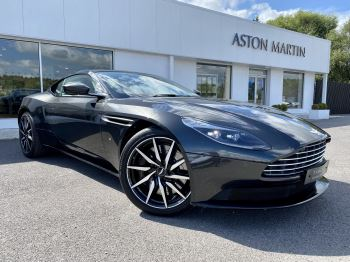 Aston Martin DB11 V12 Launch Edition 2dr Touchtronic Auto. Bang & Olufsen sound system.  5.2 Automatic 3 door Coupe