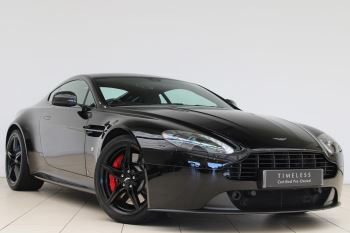 Aston Martin V8 Vantage Coupe N430 2dr 4.7 3 door Coupe
