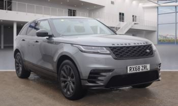 Land Rover Range Rover Velar 2.0 D240 R-Dynamic S Meridian Sound System and Power Tailgate image 1 thumbnail