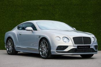 Bentley Continental GT 6.0 W12 [635] Speed - Premier Specification - Carbon Fibre Fascia Panels image 1 thumbnail