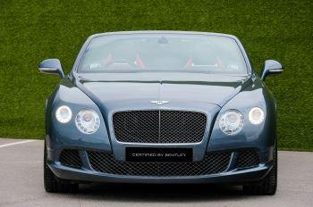 Bentley Continental GTC 6.0 W12 Speed - Massage Seats & Ventilation - Neck Warmer - Rear View Camera image 2 thumbnail