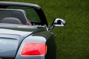 Bentley Continental GTC 6.0 W12 Speed - Massage Seats & Ventilation - Neck Warmer - Rear View Camera image 7 thumbnail