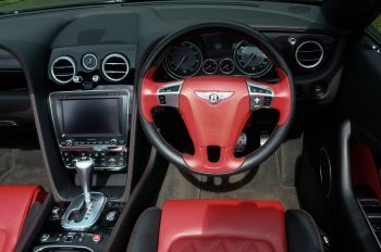 Bentley Continental GTC 6.0 W12 Speed - Massage Seats & Ventilation - Neck Warmer - Rear View Camera image 12 thumbnail