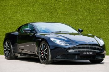 Aston Martin DB11 V12 Touchtronic - Bang & Olufsen Beosound Audio 5.2 Automatic 2 door Coupe