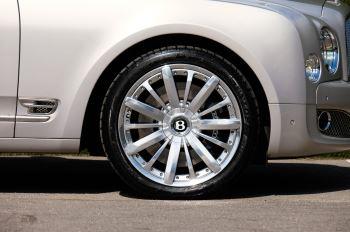 Bentley Mulsanne 6.8 V8 Mulliner Driving Spec - Naim For Bentley Premium Audio image 7 thumbnail