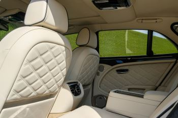 Bentley Mulsanne 6.8 V8 Mulliner Driving Spec - Naim For Bentley Premium Audio image 14 thumbnail