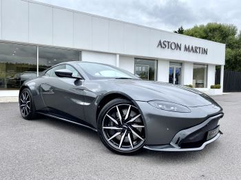 Aston Martin New Vantage 2dr ZF 8 Speed / Heated Seats / Sat Nav / Rear Camera / Sports Plus seat  4.0 Automatic 3 door Coupe
