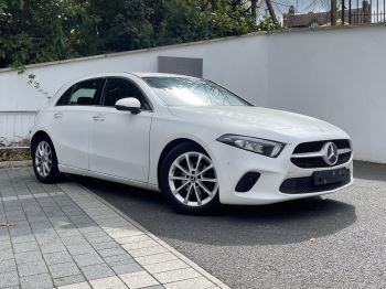 Mercedes-Benz A-Class A180d Sport Premium 10.25 1.5 Diesel Automatic 5 door Hatchback