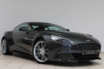 Aston Martin Vanquish V12 2+2 Touchtronic 5.9 Automatic 2 door Coupe