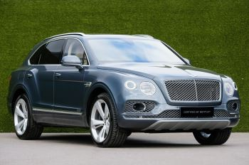Bentley Bentayga 4.0 V8 5dr - Mulliner Driving Specification - City & Tour Specification image 1 thumbnail