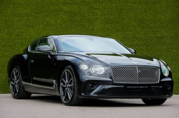 Bentley Continental GT 6.0 W12 1st Edition - Comfort Seating - Touring Specification Automatic 2 door Coupe