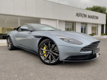 Aston Martin DB11 V12 Touchtronic AML Special Skyfall Silver Smoked rear lamps Sports Seats  5.2 Automatic 2 door Coupe
