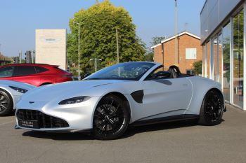 Aston Martin New Vantage Roadster Roadster   1 owner Grange Supplied  image 1 thumbnail