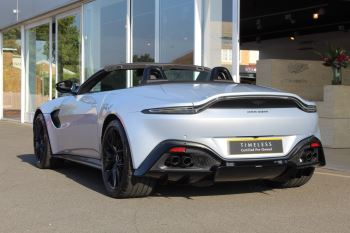 Aston Martin New Vantage Roadster Roadster   1 owner Grange Supplied  image 10 thumbnail