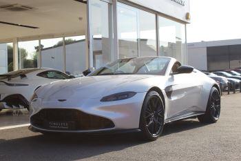 Aston Martin New Vantage Roadster Roadster   1 owner Grange Supplied  image 16 thumbnail