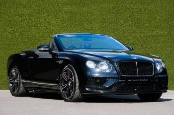 Bentley Continental GTC 4.0 V8 S - Mulliner Driving Spec - Sports Exhaust Automatic 3 door Convertible