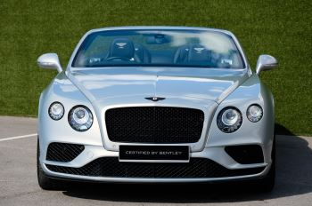 Bentley Continental GTC 4.0 V8 S Mulliner Driving Spec - Ventilated Front Seats with Massage Function image 2 thumbnail