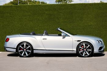 Bentley Continental GTC 4.0 V8 S Mulliner Driving Spec - Ventilated Front Seats with Massage Function image 3 thumbnail