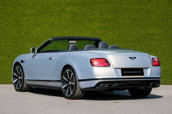 Bentley Continental GTC 4.0 V8 S Mulliner Driving Spec - Ventilated Front Seats with Massage Function image 5 thumbnail