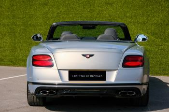 Bentley Continental GTC 4.0 V8 S Mulliner Driving Spec - Ventilated Front Seats with Massage Function image 4 thumbnail