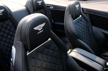 Bentley Continental GTC 4.0 V8 S Mulliner Driving Spec - Ventilated Front Seats with Massage Function image 19 thumbnail