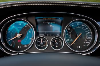 Bentley Continental GTC 4.0 V8 S Mulliner Driving Spec - Ventilated Front Seats with Massage Function image 14 thumbnail