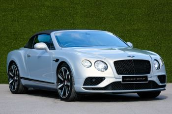 Bentley Continental GTC 4.0 V8 S Mulliner Driving Spec - Ventilated Front Seats with Massage Function image 10 thumbnail
