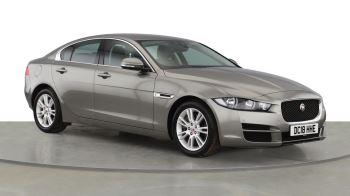 Jaguar XE 2.0 Ingenium Prestige Privacy glass Heated front seats Automatic 4 door Saloon