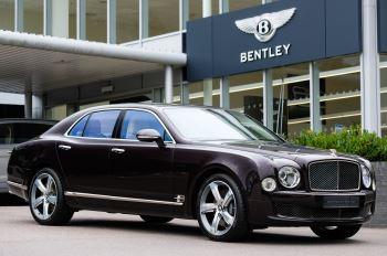 Bentley Mulsanne 6.8 V8 Speed - Speed Premier Specification image 1 thumbnail