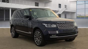Land Rover Range Rover 4.4 SDV8  SVAutobiography LWB 4dr Diesel Automatic 5 door Estate